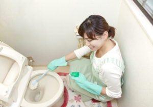 掃除初心者は必見! トイレの掃除の流れと方法