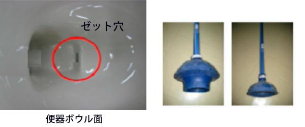ゼット孔と適したラバーカップの紹介